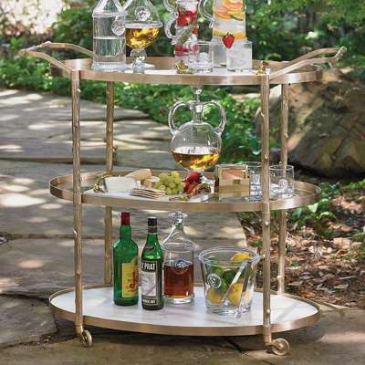 Picture for Arbor Bar Cart by Global Views