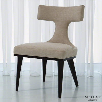 Picture of Anvil Back Dining Chair by Global Views