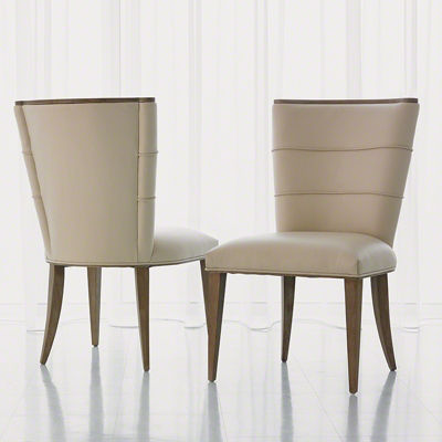 Picture of Adelaide Side Chair by Global Views