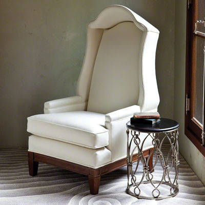 Picture of Bonnet Chair by Global Views
