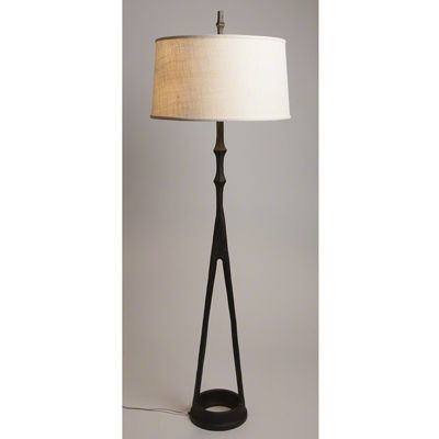Picture of Compass Floor Lamp by Global Views