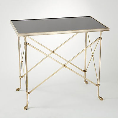Picture of Rectangular Directoire Table by Global Views