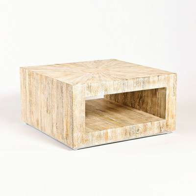 Picture for Driftwood Coffee Table by Global Views