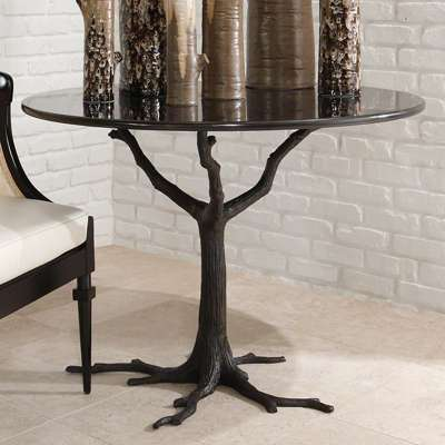 Picture for Faux Bois Dining Table by Global Views