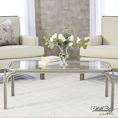 Picture for Forged Pearl Cocktail Table by Global Views