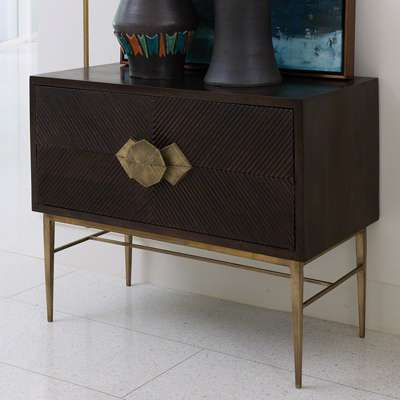 Picture for Galapagos Two Drawer Chest by Global Views
