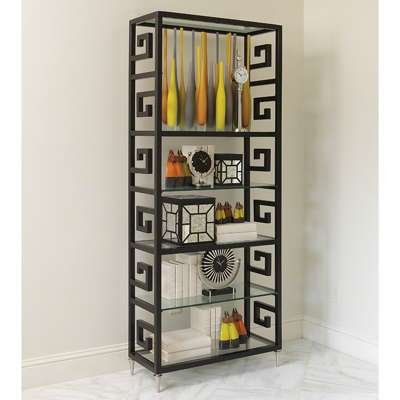Picture for Greek Key Etagere by Global Views