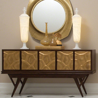 Picture of Honeycomb Sideboard by Global Views