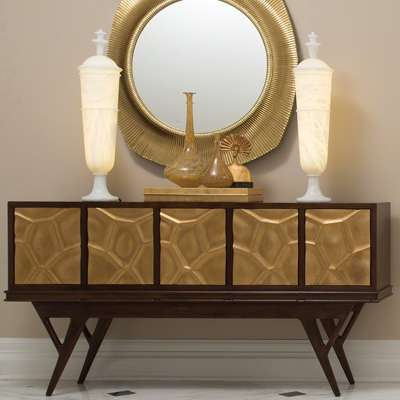 Picture for Honeycomb Sideboard by Global Views