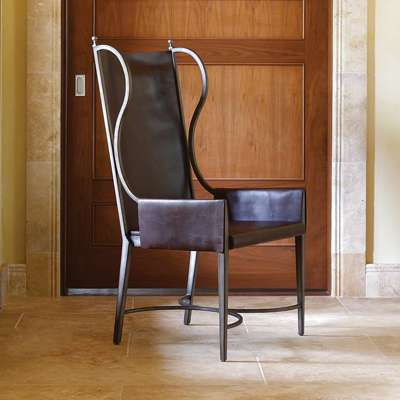 Picture for Iron Wing Chair by Global Views