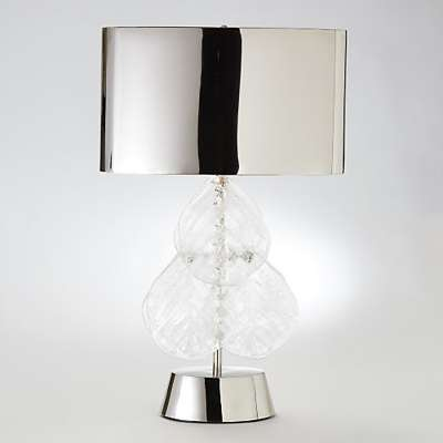 Picture for Murano Glass Leaf Table Lamp by Global Views