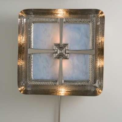 Picture for Maze Wall Sconce by Global Views