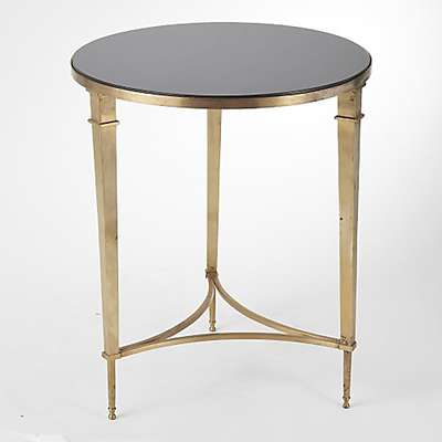 Picture for Round French Square Leg Table by Global Views