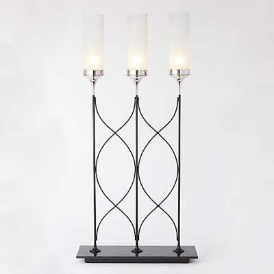 Picture for Top Hat Lighted Room Divider by Global Views