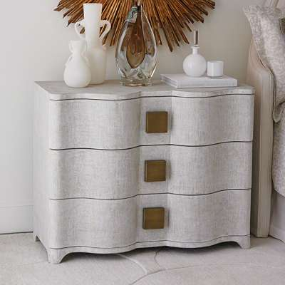 Picture for Toile Linen Chest by Global Views