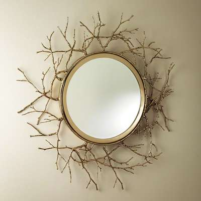 Picture for Twig Mirror by Global Views