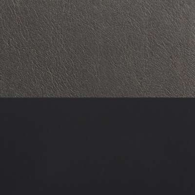 "Granite Leather / Black for New Standard 78"" Sofa by Blu Dot (NEWSTANDARD78)"