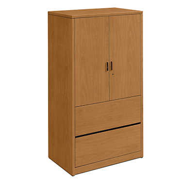 Picture of 10500 Series Storage Cabinet by Hon with Lateral File