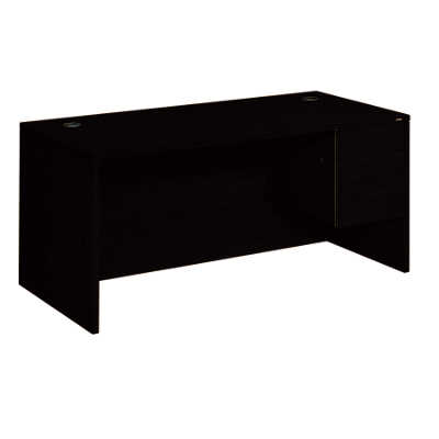 Picture of 10500 Series Rectangle Pedestal Desk 1 by Hon
