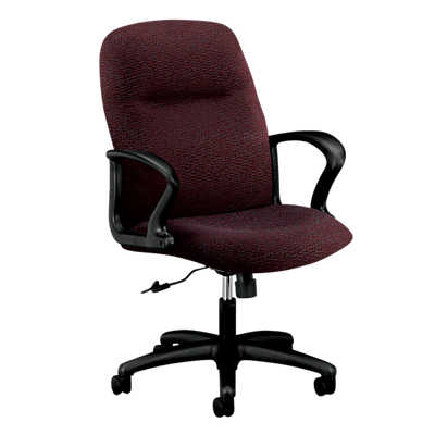 Picture of Gamut Executive Chair by Hon, Mid-Back