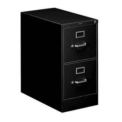 "Picture of Hon 310 2-Drawer Letter File, 29"" x 15"" x 26"" by Hon"