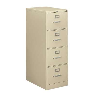 "Picture for 310 4-Drawer Legal File by HON, 52"" x 18"" x 26"""