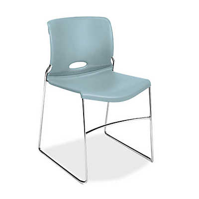 Picture of Olson High Density Stacking Chair by Hon, Set of 4