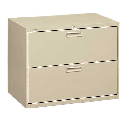 "Picture of Basyx 400 2-Drawer Lateral File by Hon, 30"" Wide"
