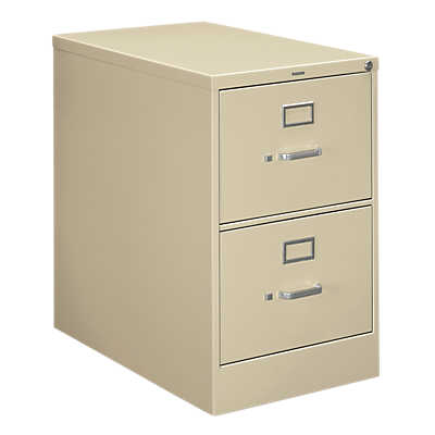 "Picture of 510 2-Drawer Legal File by HON, 29"" x 18"" x 25"""