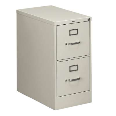 "Picture for 510 2-Drawer Letter File, 29"" x 15"" x 25"" by HON"