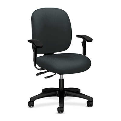 Picture of ComforTask Mid-Back Task Chair by Hon