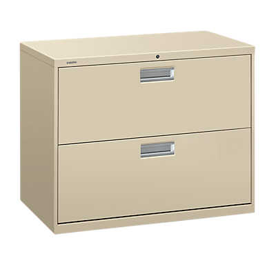 "Picture of Brigade 600 2-Drawer Lateral File by Hon, 36"" Wide"