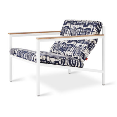 HALIFAXCH-INDIGO: Customized Item of Halifax Chair by Gus Modern (HALIFAXCH)