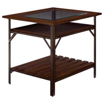 Picture for Mercantile Rectangular End Table by Hammary