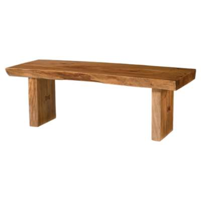 Picture for Hidden Treasures Live Edge Cocktail Table by Hammary