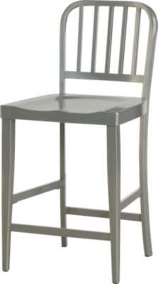 Grey for Hidden Treasures Counter Stool by Hammary (HAM090-5C)