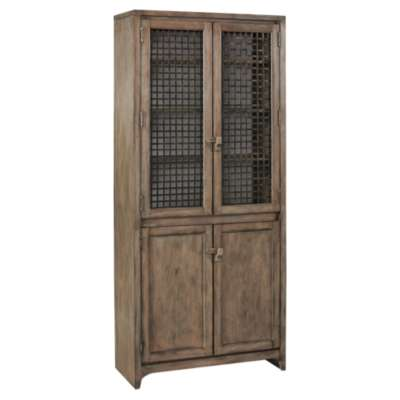 Picture for Hidden Treasures Wine Cabinet by Hammary