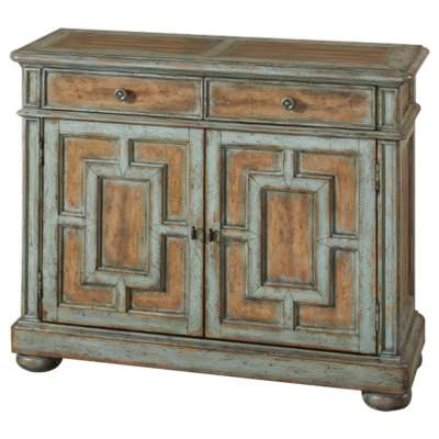 Picture for Hidden Treasures Door Cabinet by Hammary
