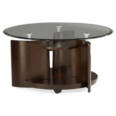 Picture for Apex Round Cocktail Table by Hammary