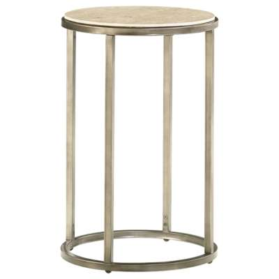 Picture for Modern Basics Round End Table by Hammary