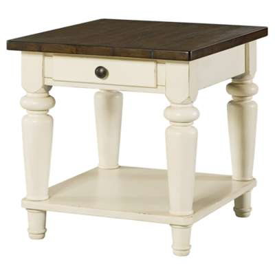 Picture for Heartland Rectangular Drawer End Table by Hammary