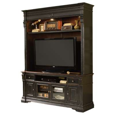 Picture for Dorset Entertainment Center by Hammary