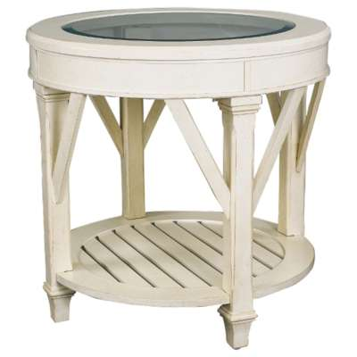 Picture for Promenade Round End Table by Hammary