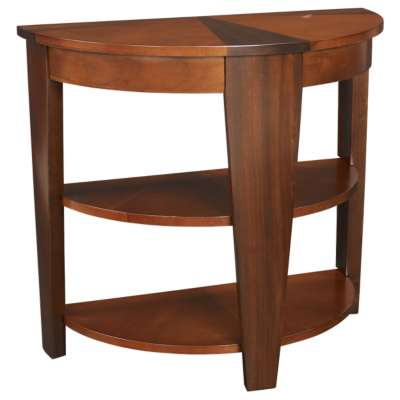 Picture for Oasis Demilune End Table by Hammary