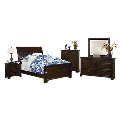 Picture of Hanover Bedroom Set by Vaughan-Bassett