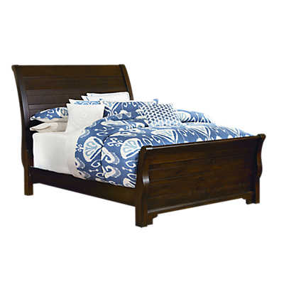 Picture of Hanover Sleigh Bed by Vaughan-Bassett