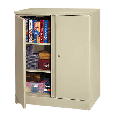 Picture of Basyx Metal Storage Cabinet by Hon, 3 Shelf