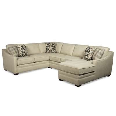 Picture for Azalea Dale Sectional by Hickory Craft