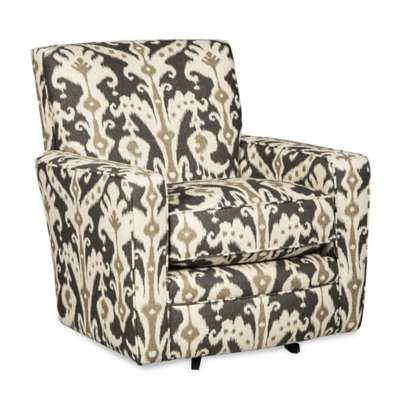 Picture for Azalea Dale Swivel Chair by Hickory Craft