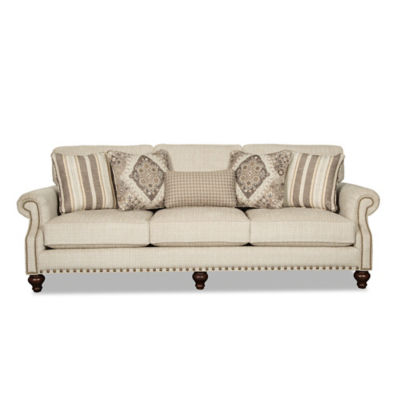 Picture of Black Creek Sofa by Hickory Craft